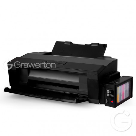 Epson L1300 A3 Sublimation Printer With Grawerton Inks